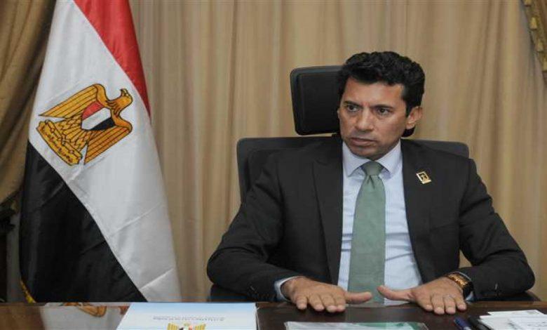Photo of أشرف صبحى : هدفنا المنافسة على مونديال اليد على أرضنا
