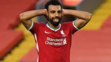 Photo of محمد صلاح يسجل هاتريك ويقود ليفربول للفوز على ليدز