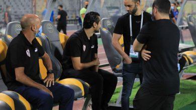 Photo of جلسة خاصة بين باتشيكو والجهاز المعاون